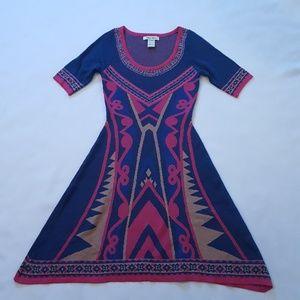 Flying Tomato Sweater Dress Asymmetric hem XSmall